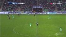 Benjamin Corgnet 2:1 | ASSE vs Ajaccio 21.01.2016 HD