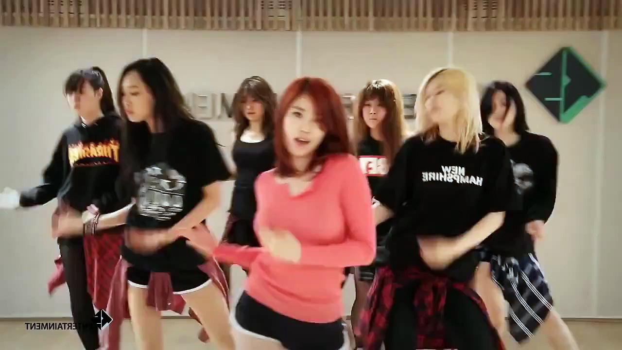 —Jun Hyosung – –Good-night Kiss– Dance Practice Ver. (Mirrored)
