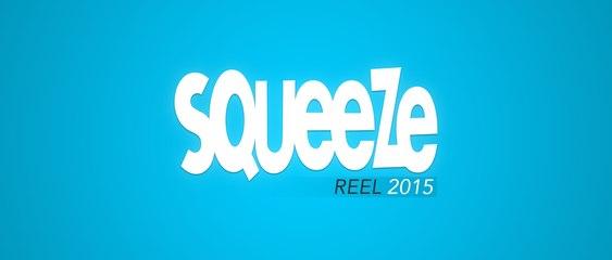 Squeeze Studio - ShowReel 2015
