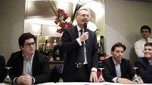 Rencontre entre Philippe Juvin et les jeunes républicains, jeunes actifs - le discours