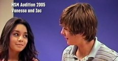 Zac Efron & Vanessa Hudgens Never Before Seen Auditions! (HIGH SCHOOL MUSICAL)