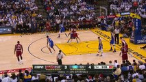 Cleveland Cavaliers vs Golden State Warriors - December 25, 2015