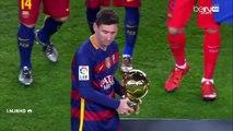 Lionel Messi vs Athletic Bilbao • La Liga • 17/1/16 [HD]