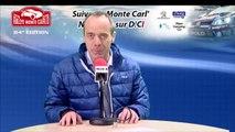D!CI TV : Rallye Monte Carlo : Les impressions des équipages locaux à la fin de la journée