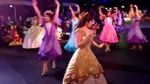 FULL Mickeys Halloween Party Character Cavalcade Parade Disneyland 2014