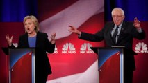 How Hillary Clinton started attacking Bernie Sanders
