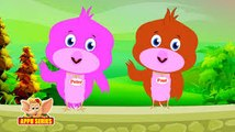 Cute Two Little Dicky Birds-Children Cartoons and songs-Wheel On the Bus- Best Children Rhymes and songs--Nursery rhymes for kids-kids English poems-children phonic songs-ABC songs for kids-Car songs-Nursery Rhymes for children-Songs for Children
