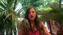 Scary Frog Prank on Girls - Kids Swim in The Swimming Pool - Beach Fun