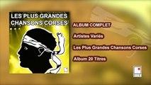 Artistes Corses Variés - Les Plus Grandes Chansons Corses - 20 Titres - Album Complet