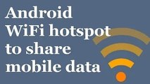 How To Get Hotspot Tethering LG G2 Straight Talk AT&T