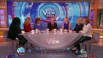 Rand Paul and Kelley Paul on The View | Gun Control
