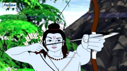 Hanuman Ne Bachaya Lakshman Ko - Mahabali Hanuman ( Hindi ) -  (720p)