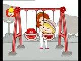 Kolory tęczy Czerwony, dla dzieci