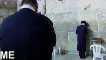 OMG Jews praying at the Wailing Wall