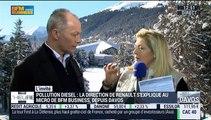 """Normes anti-pollution: """"Renault ne triche pas"""", Thierry Bolloré – 22/01"""
