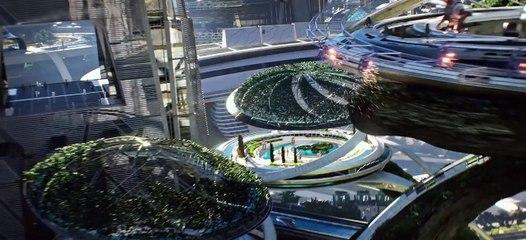 Tomorrowland   2 2015 George Clooney Britt Robertson Movie Hd Full Movies