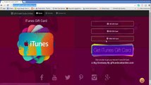 Free iTunes giftcard! Card codes! No Survey or download - video