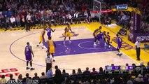 Rajon Rondo Full Highlights 2016.01.20 at Lakers - 11 Pts, 17 Assists, Celtic Rondo!