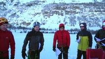 Ice Climbing : nouveau succès au pays des Écrins !