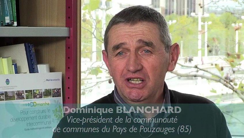 Des élus intercommunaux témoignent : qu'apporte la DDmarche ?