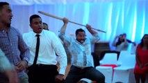 Wedding haka moves New Zealand Maori bride to tears