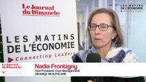 """Nadia Frontigny (Orange Healthcare) : """"Nous vivons une double révolution sociétale"""""""