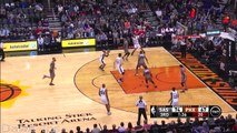 Boban Marjanovic Full Highlights 2016.01.21 at Suns - 17 Pts, 13 Rebs, 1st NBA Double-Double!