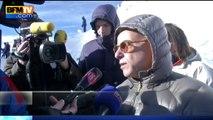 Bernard Cazeneuve alerte sur les risques d'avalanche et salue les secouristes