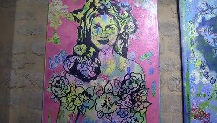 "IZa Zaro ""Je suis Voltaire, Femme et image"""