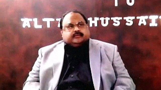 Part 1: Important message of MQM Quaid Altaf Hussain to Mojhairs & all other ethno-linguistic groups