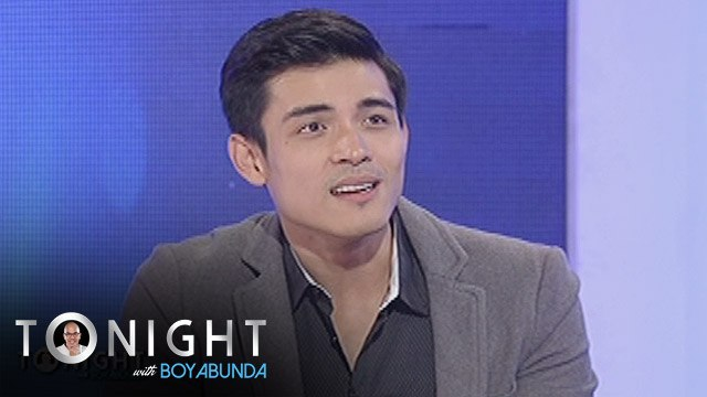 TWBA: Xian reacts to how Vilma Santos, Angel Locsin defended him from bashers
