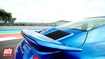 Porsche 911 Turbo 2016 991 [ESSAI VIDEO] – Toujours plus