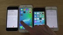 iPhone 4S iOS 8 Final Public vs  iPhone 4S iOS 7 1 2