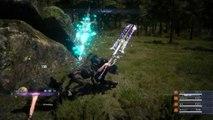 OnDavidsBrain Lets Play Final Fantasy XV Episode Duscae Part 5: No fighting on Holy ground.