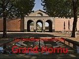 Le  Grand-Hornu site minier région de Mons Borinage et MAC's (Musée des Arts Contemporains)