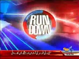 Run Down - 22nd January 2016