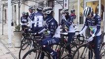 Cyclisme - L'Equipe Poitou-Charentes Futuroscope 86 fin prête pour la saison 2016