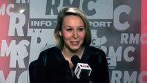 Les Grandes Gueules : Marion Maréchal-Le Pen, députée Front National (FN) du Vaucluse - 1/2