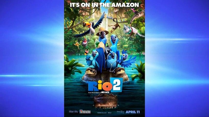 Rio 2 movie review