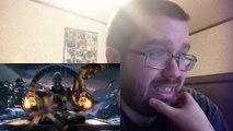Mortal Kombat X Goro Gameplay Trailer Reaction!
