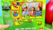 Jumping Jack Pop Rabbit Kids Board Game ❤ Bunny Surprise Eggs, Blind Bags & Frozen Elsa