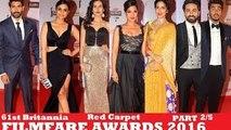 61st Britannia Filmfare Awards 2016 Full Show PART 2/5   Bollywood Awards 2016 Full Show R