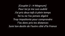 Pourquoi tu m'en veux - H Magnum ft Maitre Gims (Paroles)