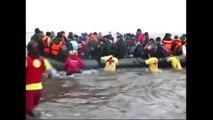 Naufrágios matam mais de 40 refugiados na Grécia