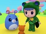Мультфильмы для Детей - Руби и Йо-Йо - Кенгурёнок