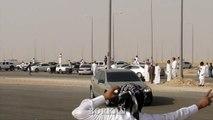 Unbelievable 200km drifting in Saudi Arabia!!!