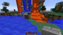 Minecraft: TNT WARS Mini-Game! How To Build CRAZY TNT Cannons! w/The Pack