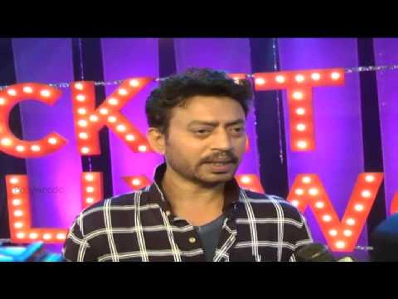 NDTV Prime Ticket To Bollywood | Irrfan Khan, Aditi Rao Hydari, Mahima Choudary
