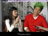 [Arab Sub]Park Min Yung Lee Junki Spris photoshoot