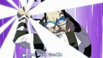 One Piece funny - Doru Doru Candle armor